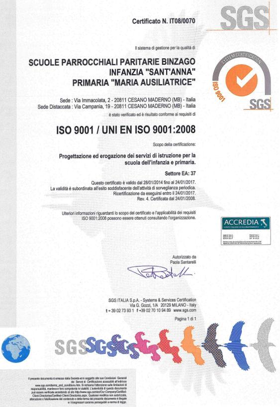 certificatosgq-binzago