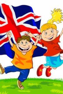 inglese-bambini