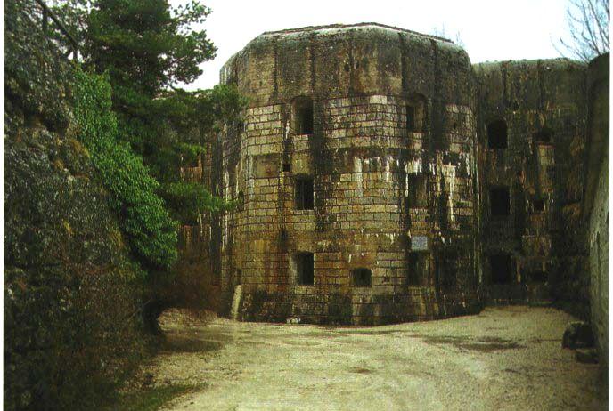 l'ingresso del Forte Belvedere
